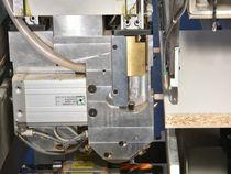 Сверлильная голова гибкого сверлильного центра с ЧПУ Morbidelli UX 200, производство SCM Италия