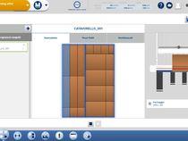 Программное обеспечение Maestro Cut автоматического пильного центра с одной линией реза Gabbiani PT