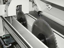 SAW-SET: смена инструмента пильного центра с ЧПУ Gabbiani G 2