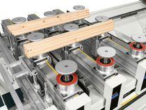 Траверсный рабочий стол MATIC обрабатывающего центра с ЧПУ для обработки столярных изделий из массива древесины Accord 25 fx