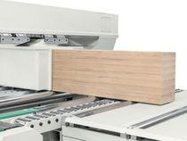 Управление инструментом большого диаметра и пильными дисками диаметром до 600 мм обрабатывающего центра с ЧПУ для домостроения OIKOS