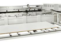 Загрузочная платформа автоматического пильного центра с одной линией реза Gabbiani PT