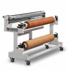 Группа складирования ПВХ мембранного пресса PM Air System ECO, производство ORMA Macchine