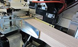 Деревянная рейка для мебельного производства