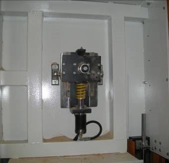 Насос с активным байпасом ленточнопильного станка DUPLEX CNC, производитель Bacci Италия