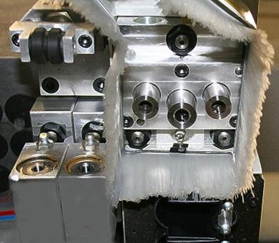 Шпиндельная головка гибкого сверлильного центра c ЧПУ Author 924, производство SCM Италия
