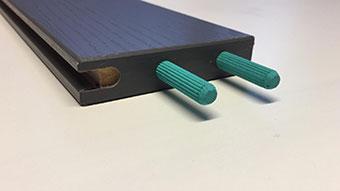 Пример изделия 1, получаемого на станке для производства рамочных фасадов BORD DP