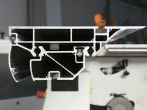 Непревзойденное качество реза на каретке станка Nova SI X, производство SCM Италия
