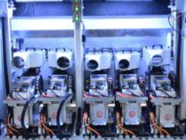 Бесколлекторный двигатель станка Celaschi CP, производство SCM Италия