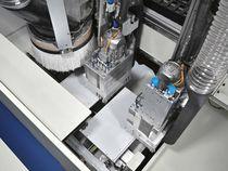 Двойная сверлильная голова обрабатывающего центра с ЧПУ SCM Morbidelli M220 (Италия)