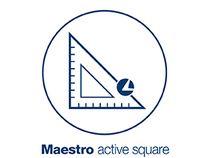 Сенсорная панель управления eye-M PRO и программное обеспечение Maestro Square станка Celaschi P 60 (Италия)