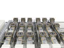Автоматический рабочий стол TV FLEXMATIC обрабатывающего центра с ЧПУ SCM Morbidelli M220 (Италия)