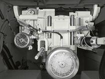 Рез на каретке станка Minimax SI X, производство SCM (Италия)