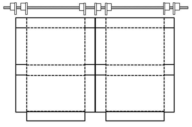 Компоновка рилевочно-просечного станка Panotec EVO модель 2.5 (Италия)