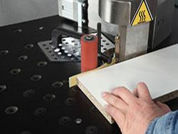 Рабочий стол с защитой от царапин Minimax E 20, производство SCM Group (Италия)
