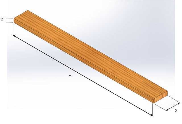 Размеры заготовок для станка BL-2, производство Fiorenza (Италия)