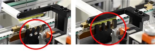 Выравнивающий прижим для базирования деталей станка Modular CN, производство Fiorenza (Италия)