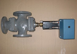 3-х ходовой клапан сушильной камеры ICD, производство Incomac (Италия)