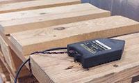 Датчик влажности древесины сушильной камеры ICD, производство Incomac (Италия)