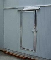 Инспекционная дверь в сушильную камеру ICD, производство Incomac (Италия)