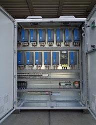 Инверторы сушильной камеры ICD, производство Incomac (Италия)