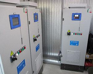 Электрическая панель сушильной камеры ICD, производство Incomac (Италия)
