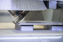 Нестинг на обрабатывающем центре с ЧПУ для нестинга Morbidelli X400, производство SCM (Италия)