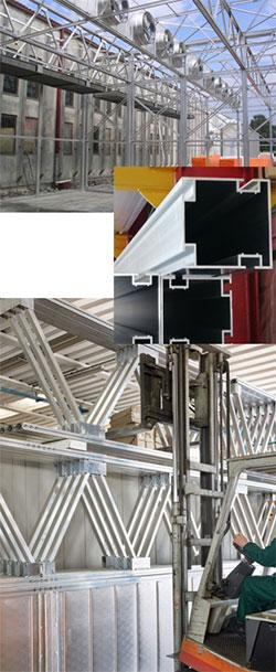 Структура сушильной камеры ICD, производство Incomac (Италия)
