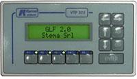 Терминал управления установкой впрыска клея и вставки шкантов GLF, производитель Stema (Италия)