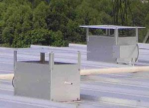 Задвижки сушильной камеры ICD, производство Incomac (Италия)