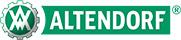 Логотип компании Altendorf, поставка запчастей для станков от Текноком