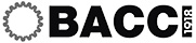 Логотип компании Bacci, поставка запчастей для станков от Текноком