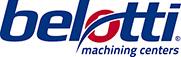 Логотип компании Belotti, поставка запчастей для оборудования и станков от Текноком