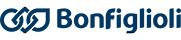Логотип компании Bonfiglioli, поставка запчастей для станков от Текноком