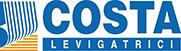 Логотип компании Costa levigatrici, поставка запчастей для станков от Текноком