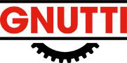Логотип компании GNUTTI, поставка запчастей для оборудования и станков от Текноком