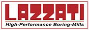 Логотип компании LAZZATI, поставка запчастей для оборудования и станков от Текноком