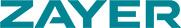 Логотип компании ZAYER, поставка запчастей для оборудования и станков от Текноком